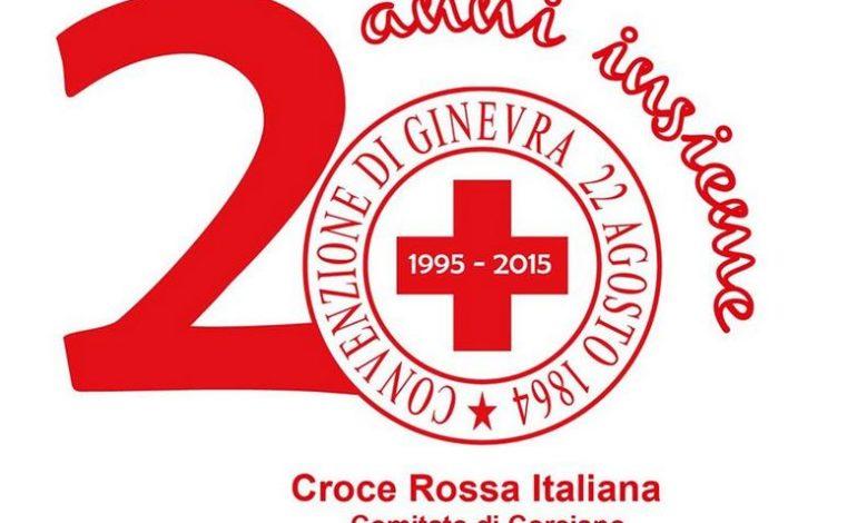 comitato croce rossa emergenze inaugurazione kit resilienza volontari cronaca