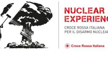 Nuclear Experience, Corciano aderisce alla campagna della Croce Rossa Italiana per il disarmo nucleare