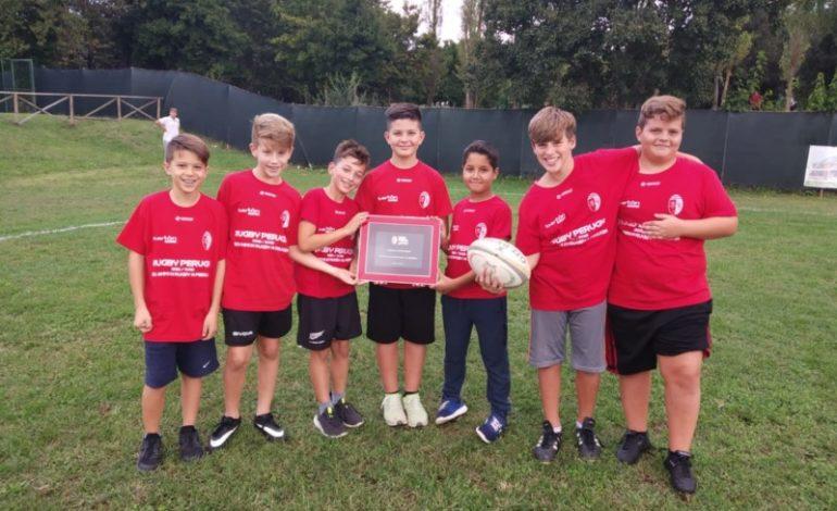 bonfigli ragazzi rugby terzo tempo sport