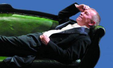 """Umberto Orsini al Teatro Cucinelli con """"Il nipote di Wittgenstein"""""""