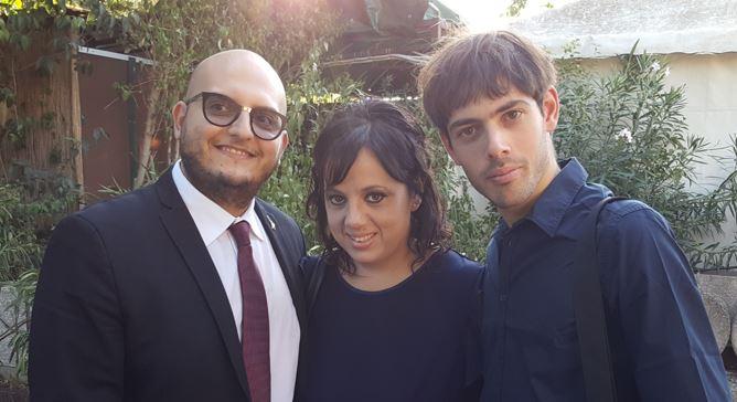 Regionali: il coordinatore della Lega Giovani di Perugia e Corciano con Manuela Puletti e Marco Castellari