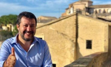 Elezioni Regionali, per sostenere Donatella Tesei a Corciano arriva Matteo Salvini