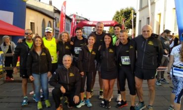 I l'Unatici di Ellera a Foligno per la mezza maratona