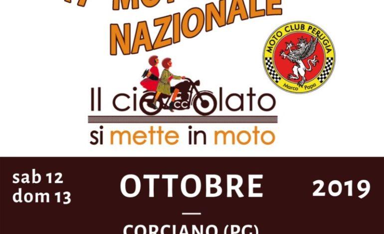 castelvieto cioccolato Corciano moto motoraduno perugia eventiecultura