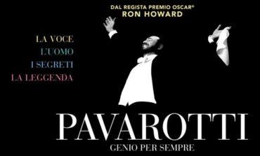 Pavarotti: la leggenda che ha trasformato il mondo dell'opera arriva nei The Space Cinema