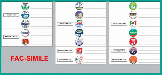Elezioni Regionali, a Corciano chiamati al voto in 16.350