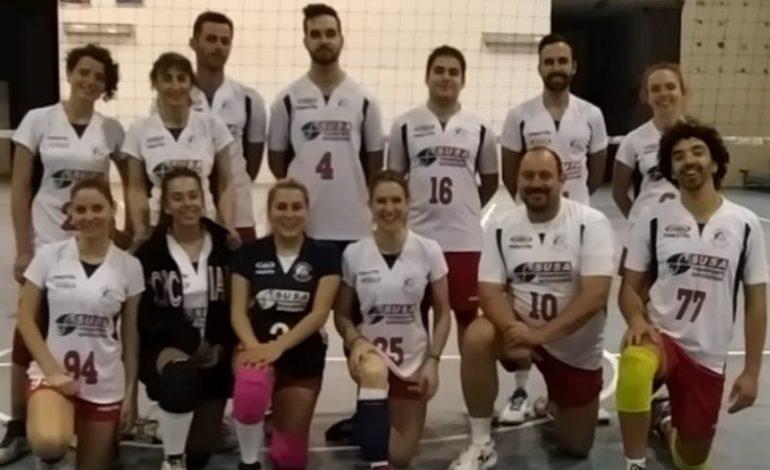Volley: inizio scoppiettante per la Susa Ferantur Corciano 99