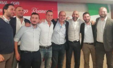 Elezioni, Zingaretti con Bianconi e i sindaci del Trasimeno fa il pieno di simpatizzanti