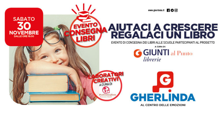 bambini giunti libreria pediatria regalaciunlibro scuole eventiecultura