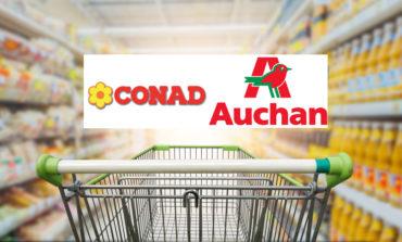 Conad acquisisce Auchan: l'Antitrust apre un'istruttoria sull'operazione