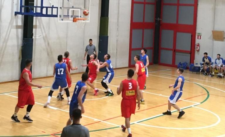 Basket: la Casa del Lampadario Ellera batte FAVL Viberbo