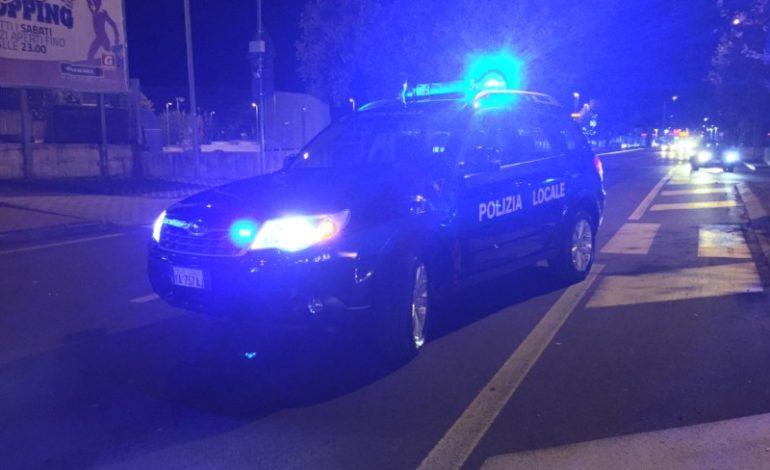 incidente stradale patente polizia locale sicurezza cronaca