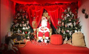Il magico mondo di Babbo Natale arriva al Quasar Village