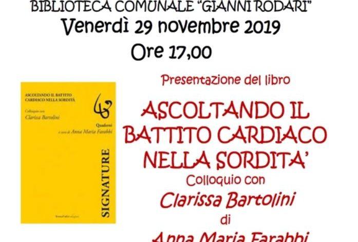 biblioteca dibattito ioncontro libro presentazione eventiecultura