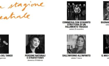 Teatro della Filarmonica: ecco la nuova stagione a Corciano