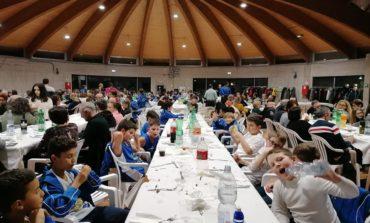 Alla cena di Natale la Pallacanestro Ellera festeggia i suoi atleti
