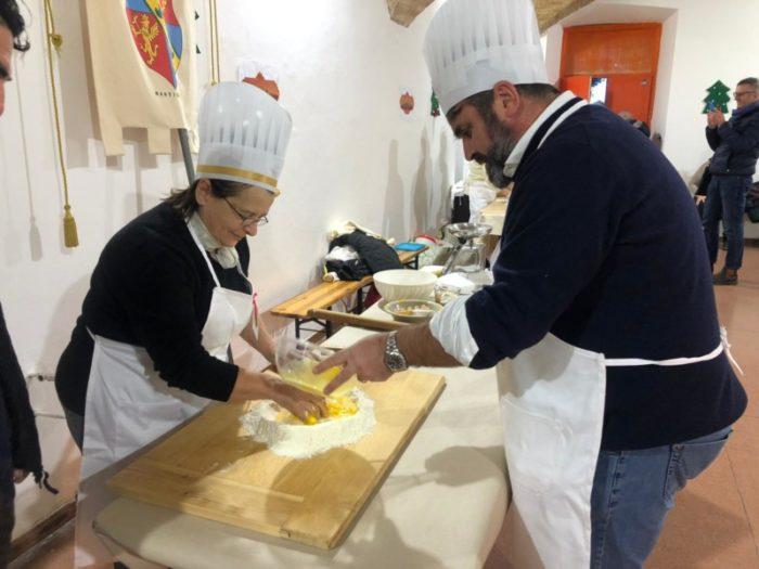 cappelletti chef frazioni gara giorgione natale eventiecultura mantignana