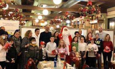 Anche quest'anno l'Associazione Giacomo Sintini ha regalato sorrisi per Natale