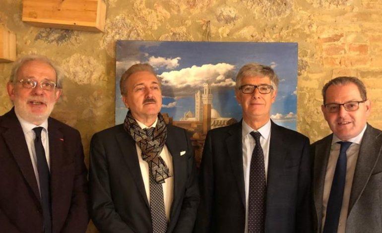 banche BCC Umbria CRAS credito cooperativo fusione economia