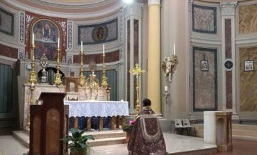 Danneggiamenti alla navata, chiesa di San Mariano chiusa al culto per verifiche