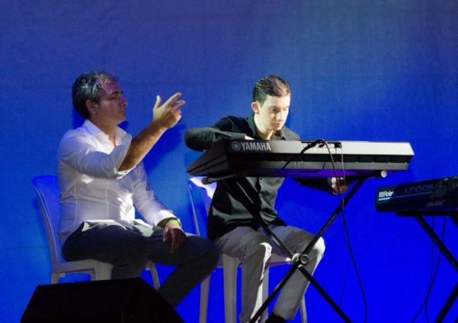 disabilità federicosantangelo musica talento eventiecultura solomeo