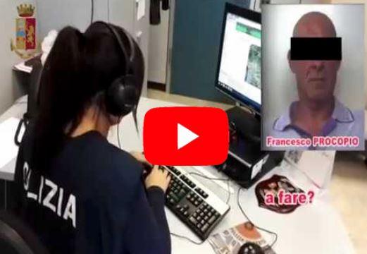 'ndrangheta calabria criminalità intercettazioni polizia cronaca ellera-chiugiana