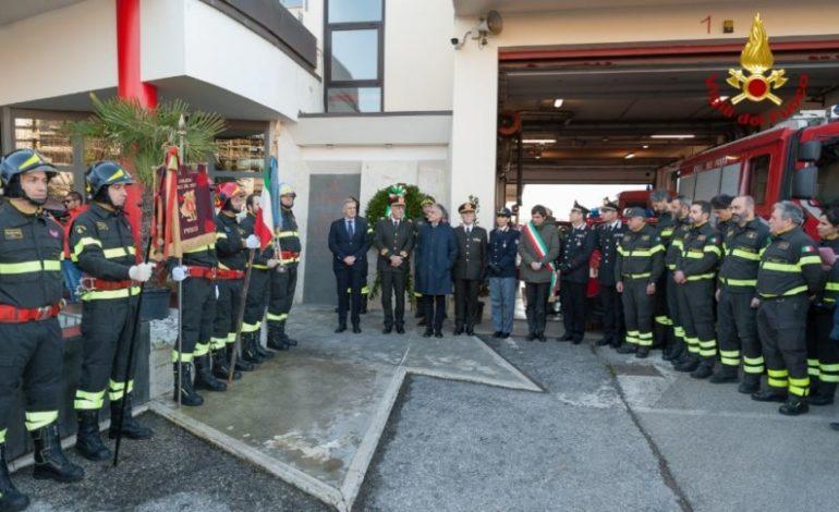 Michele Zappia santa barbara sicurezza vigili del fuoco glocal