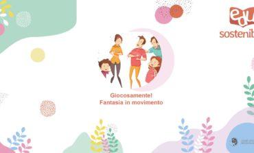 """A San Mariano arriva """"Giocosamente - Fantasia in movimento"""" attività gratuita per grandi e piccini"""