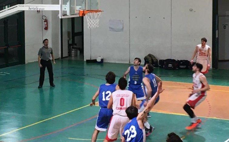 Basket: la Casa del Lampadario Ellera vince a Cannara contro la capolista