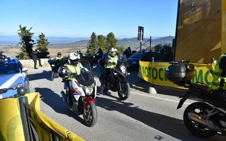 moto motobefana motori prociv solidarietà uisp sport