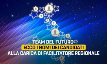 """Team del Futuro, fra i candidati a """"facilitatore"""" regionale anche la ex consigliera Checcobelli"""