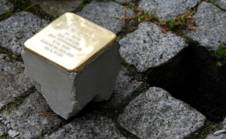 olocaousto pietradinciampo pietro terracina shoah Stolpersteine corciano-centro eventiecultura