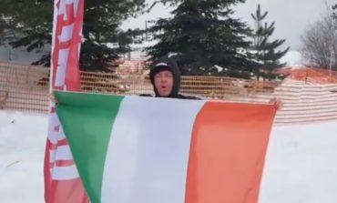 """Popof ha fatto l'impresa: primo italiano alla massacrante """"Arrowhead 135 Miles"""""""