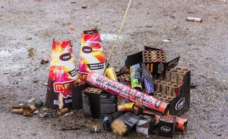 alcol capodanno fuochi d'artificio ospedale glocal