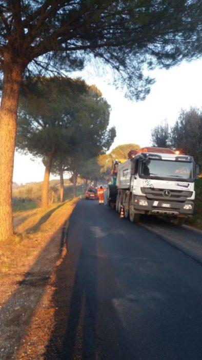 asfalto provincia di perugia strade cronaca