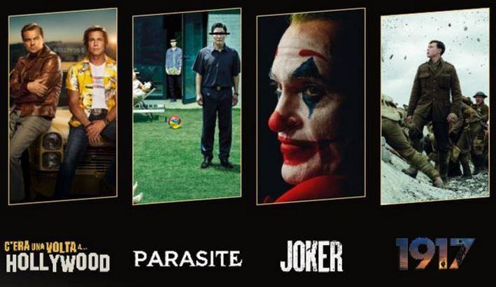 Tutti i film candidati agli Oscar in programmazione allo Space Cinema di Corciano