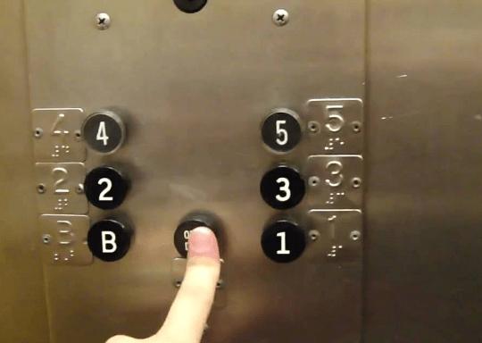 ascensore sicurezza cronaca ellera-chiugiana