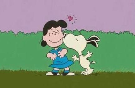 bacio peanuts san valentino glocal