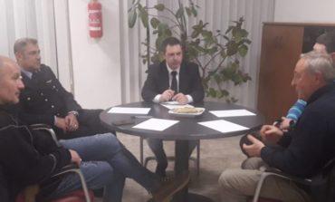 Sicurezza, il comune di Corciano incontra il comitato dei residenti della Trinità