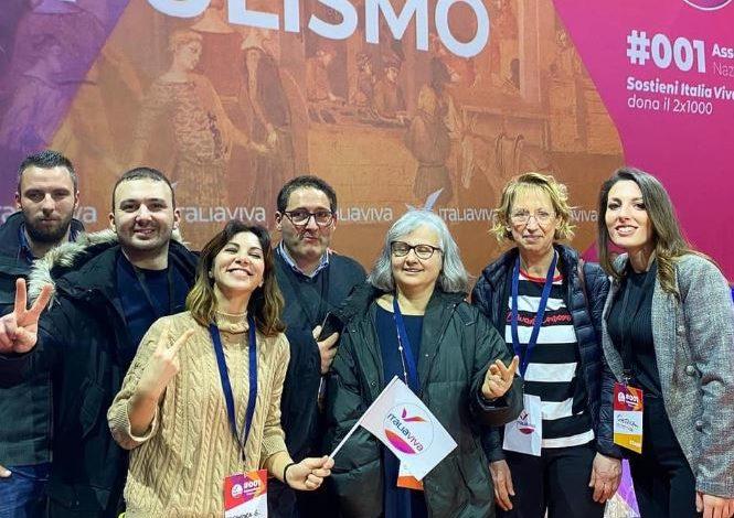 coordinatori italia viva lorenzo pierotti matteo renzi politica