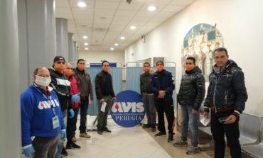 La comunità islamica di Corciano dona sangue con l'Avis Perugia