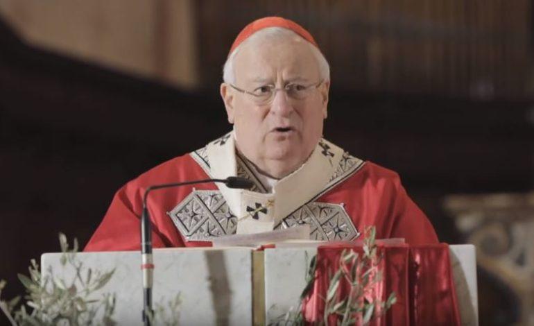 """Natale, cardinale Gualtiero Bassetti: """"Il più bello della mia vita"""""""