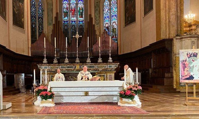 cardinale bassetti cei coronavirus pasqua resurrezione glocal