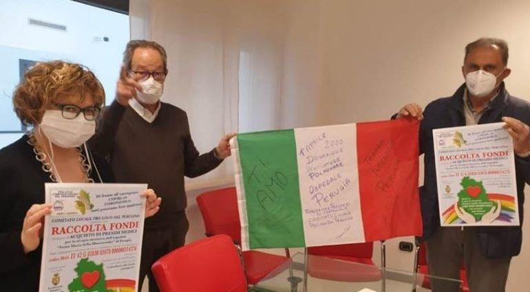 coronavirus donazione ospedale proloco solidarietà unpli cronaca