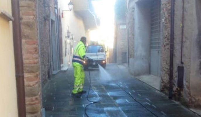 contributi coronavirus covid 19 cura italia polizia locale sanificazione cronaca