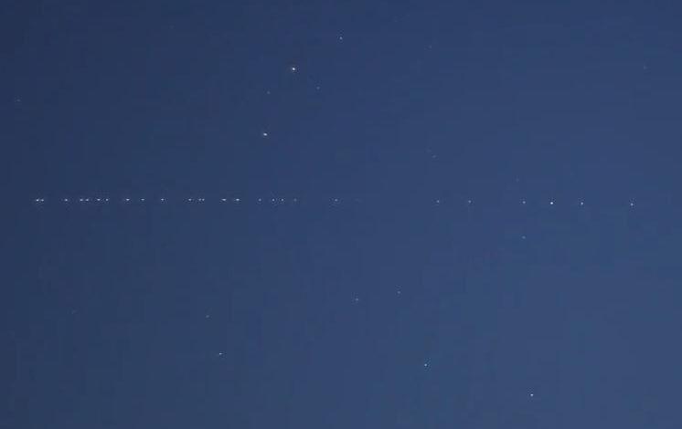 elon musk satelliti SpaceX Starlink stelle glocal