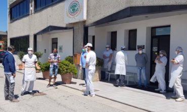 Licenziati in tronco 14 lavoratori della Gastronomia Umbra