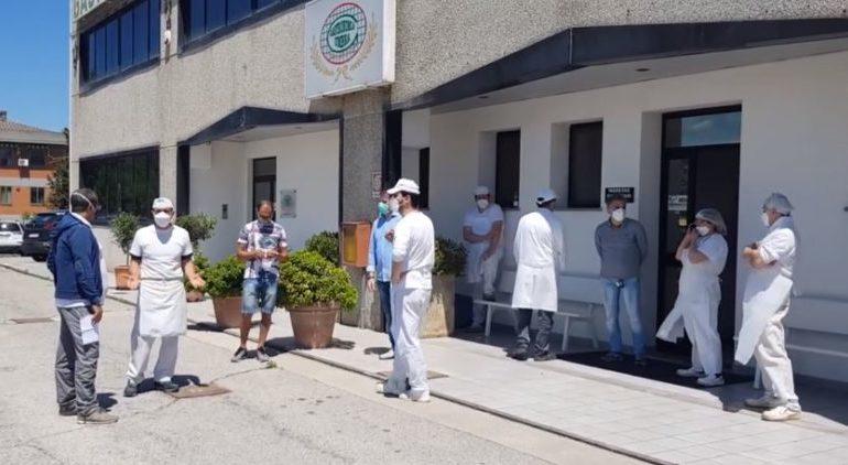 cgil gastronomia umbra lavoro licenziamenti occupazione economia taverne