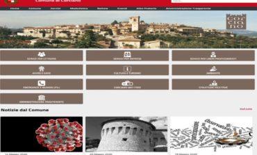 Nuovo sito web istituzionale progettato per una nuova Era Digitale