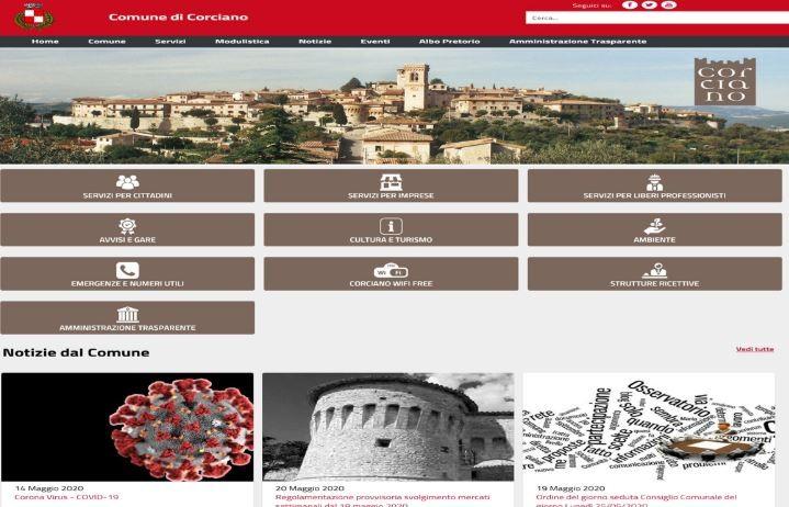 internet pubblica amministrazione sito istituzionale trasparenza cronaca